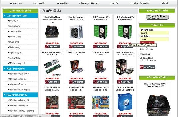 Tại sao phải thiết kế website bán hàng