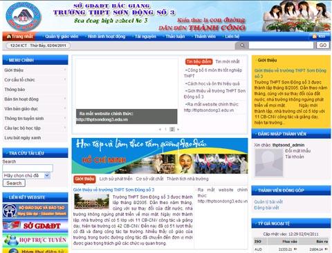 2 website dai hoc 1