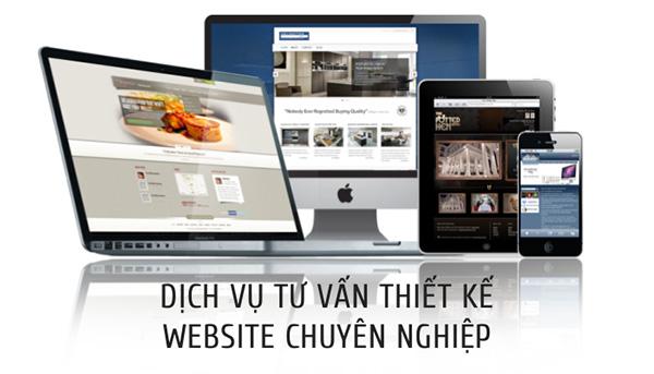 Dịch vụ Thiết kế website tại Bắc Giang chuyên nghiệp