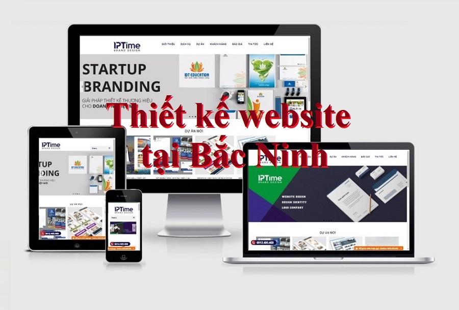 Công ty thiết kế web chuyên nghiệp tại Bắc Ninh